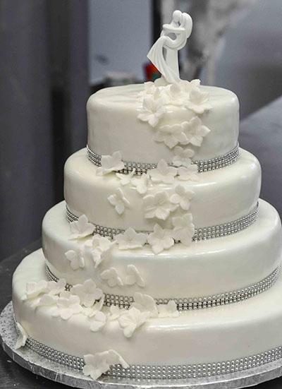 Hochzeitstorten aus Bottrop vom Cake Designer Da Rino