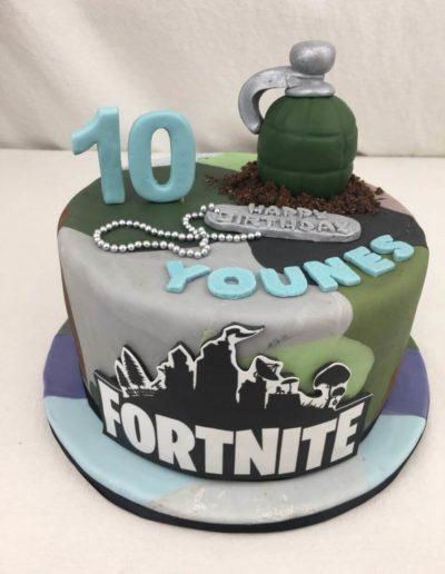 Geburtstagstorten Da Rino Bottrop Fortnite