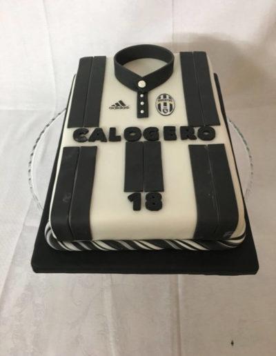 Geburtstagstorten Da Rino Bottrop Juventus Trikot