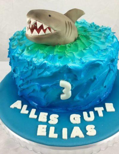 Geburtstagstorten Da Rino Bottrop mit Hai