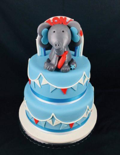Kindertorten Da Rino Bottrop Elefant