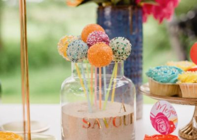 Sweet Table Da Rino Bottrop Cake Pops