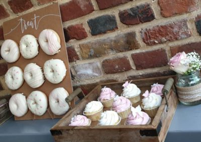 Sweet Table Da Rino Bottrop Cupcakes und Donuts