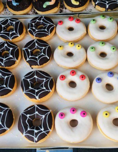 Sweet Table Da Rino Bottrop Donuts