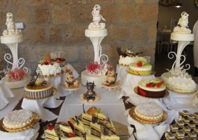 Sweet Table Da Rino Bottrop Hochzeit