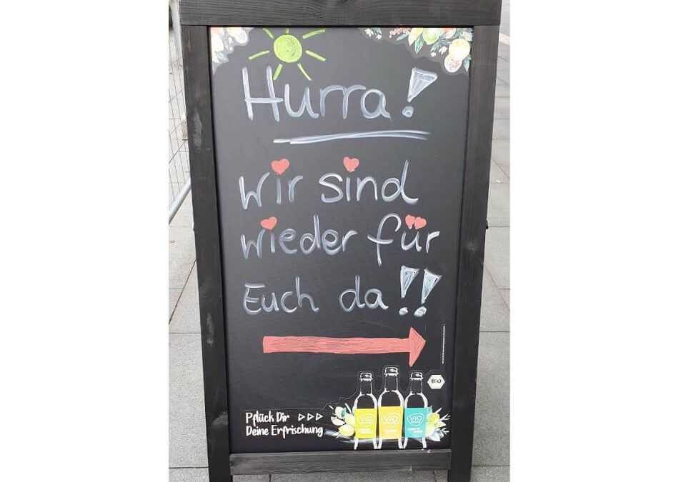 Café Da Rino Bottrop wieder offen
