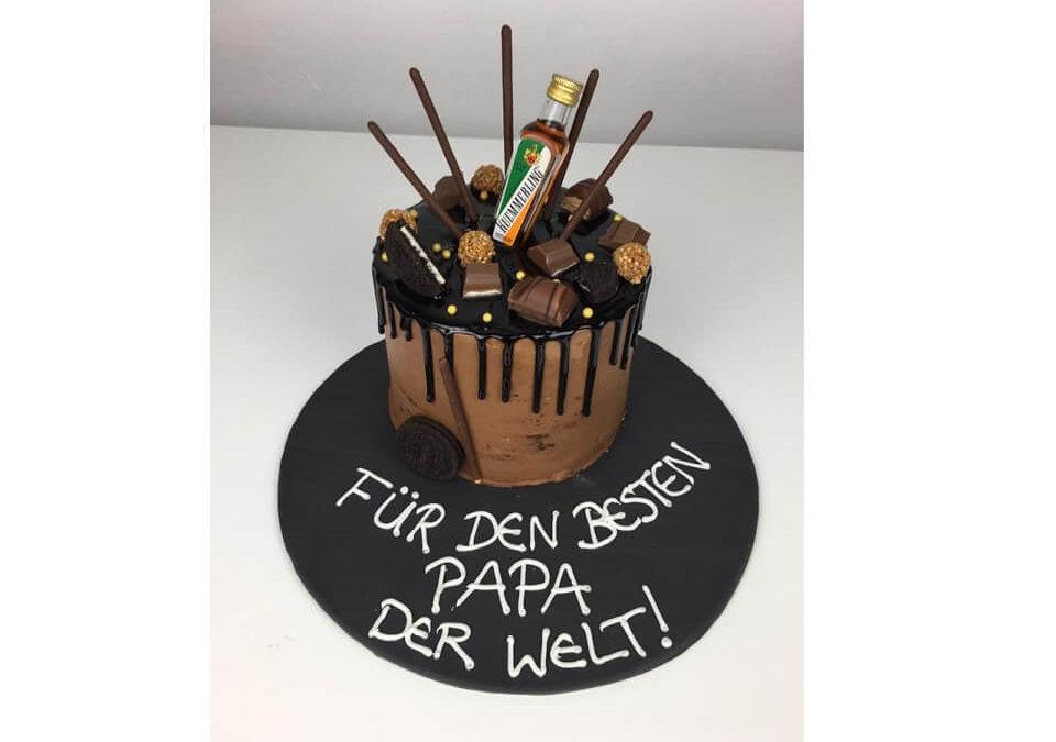 Vatertagsgeschenk Bottrop Torte und Frühstück