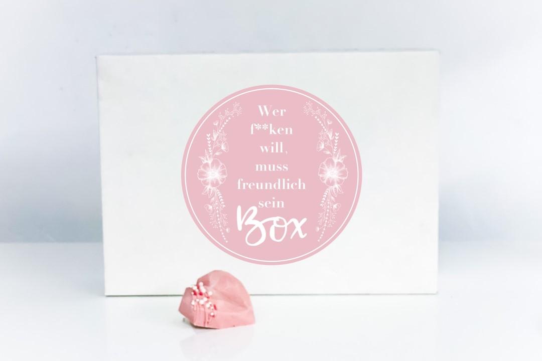 Valentinstagsbox für Erwachsene