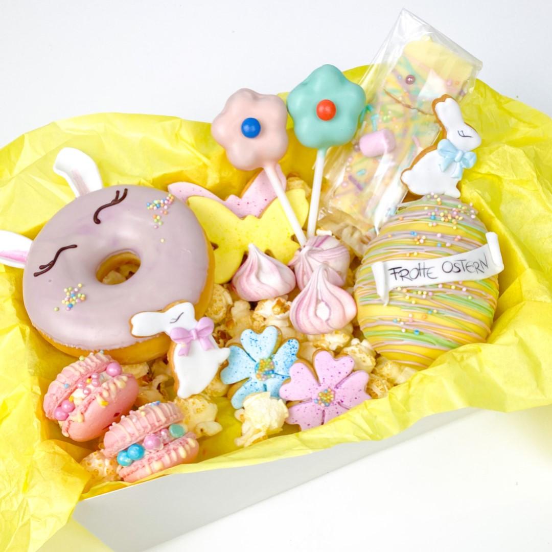 Geschenkbox zu Ostern