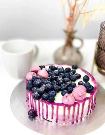 Mini Torte Blaubeer