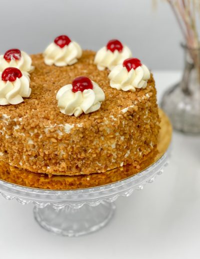 Mini Torte Frankfurter Kranz