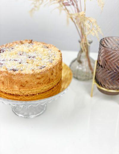 Mini Torte Kirschkuchen