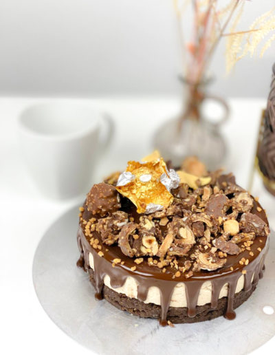 Mini Torte Rocher