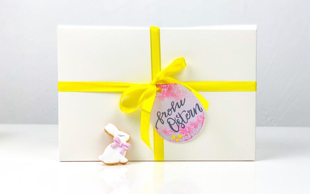 Osterboxen Geschenk Ostern Süßes