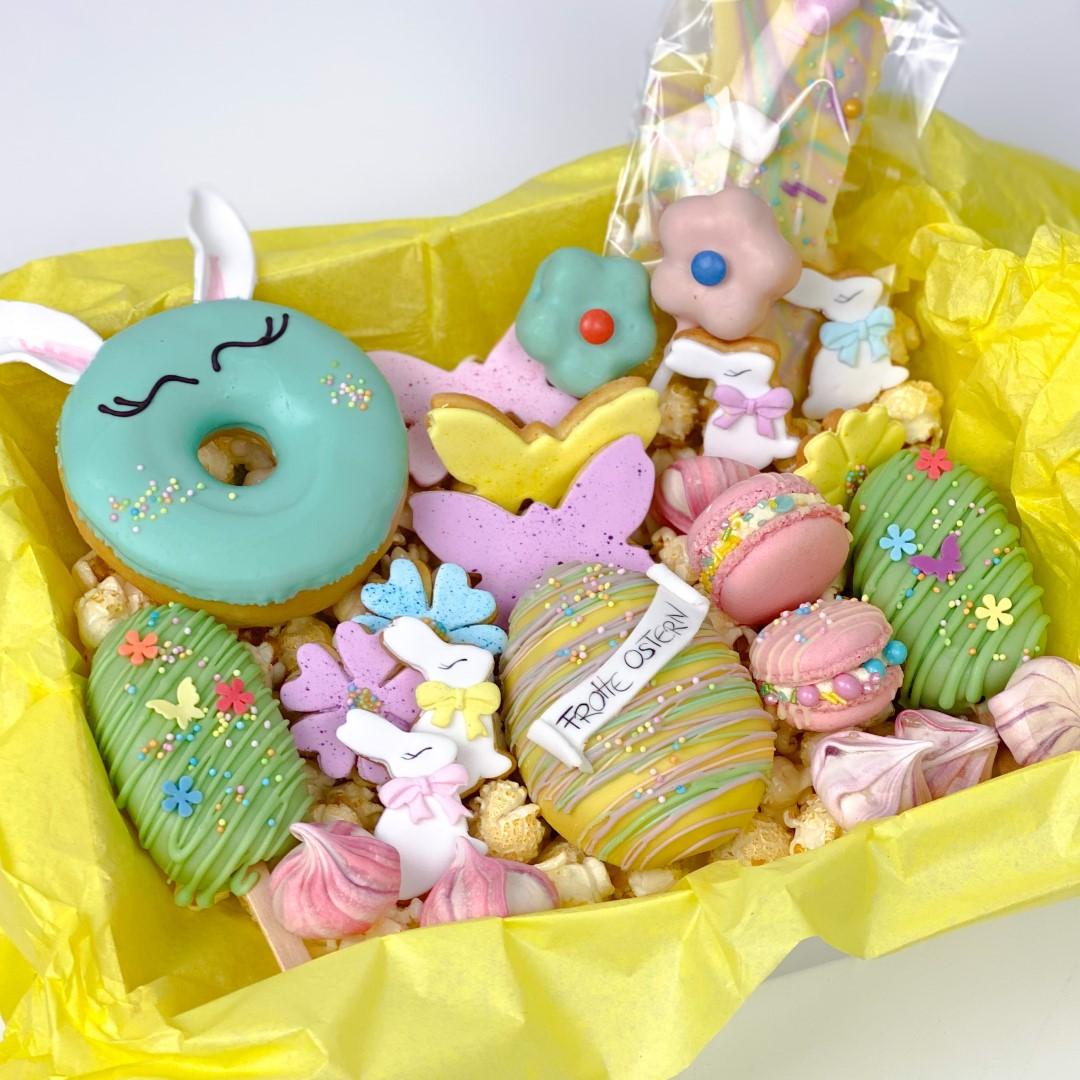 Osterboxen Süßes zu Ostern