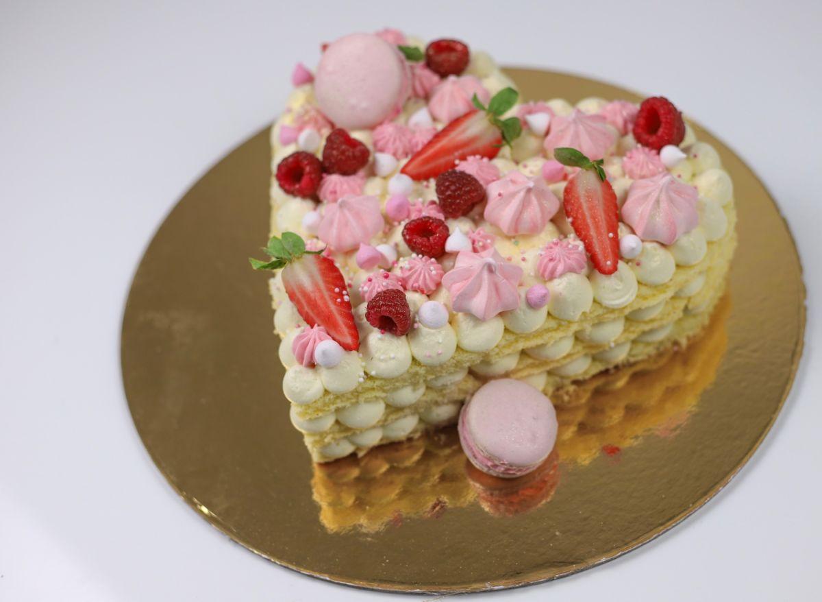 Da Rino Muttertags Torte Herzallerliebst