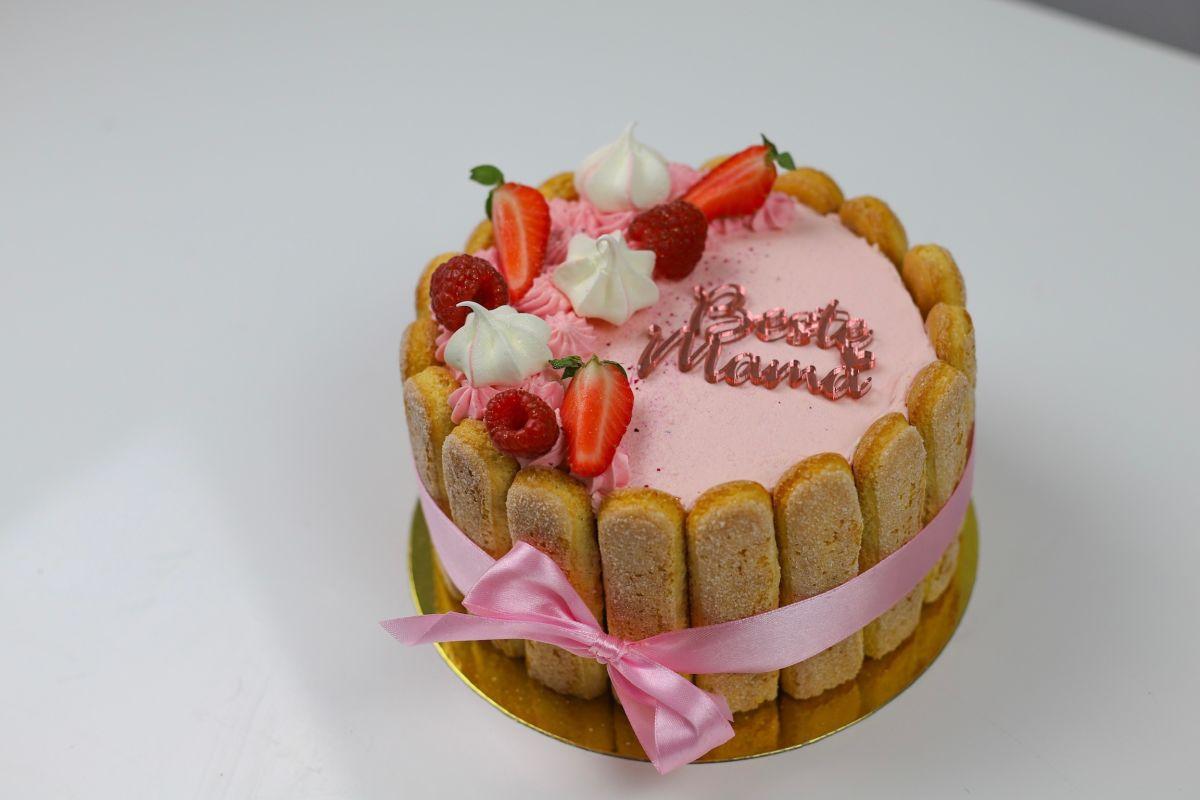 Mamma Mia Muttertags Torte