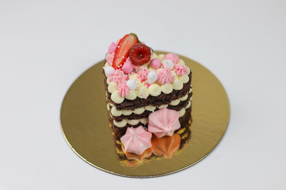 Muttertags Torte Mini Herz